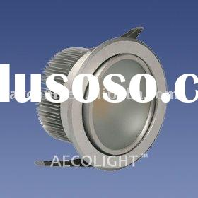 6W LED recessed light