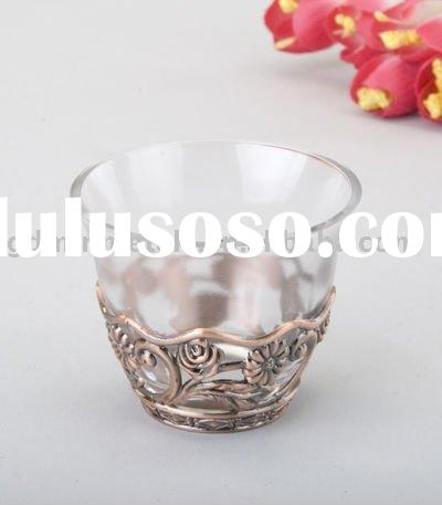 Antique Bronze Plated Cup