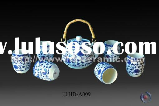 Ceramic tea set,Japanese style tea set,tea cup,tea pot