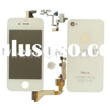 Combo Parts for White Apple iPhone 4