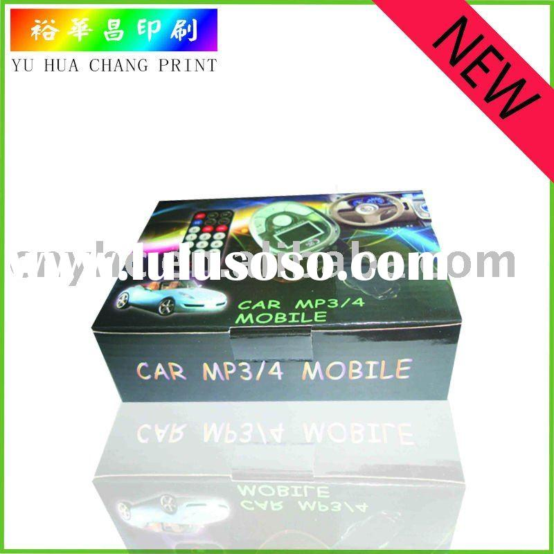 Digital product paper packing