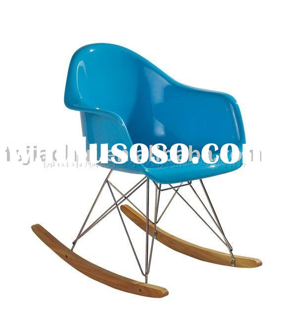 Eames RAR Rocking Chair - China modern classic designer fiberglass furniture factory