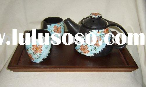 Elegant Japanese Style Tea set