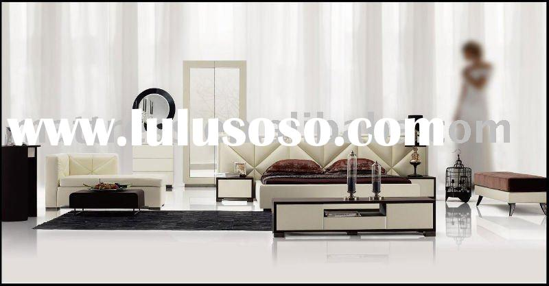 European Style bedroom furniture set