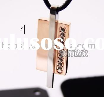 Fashion stainless steel jewelry