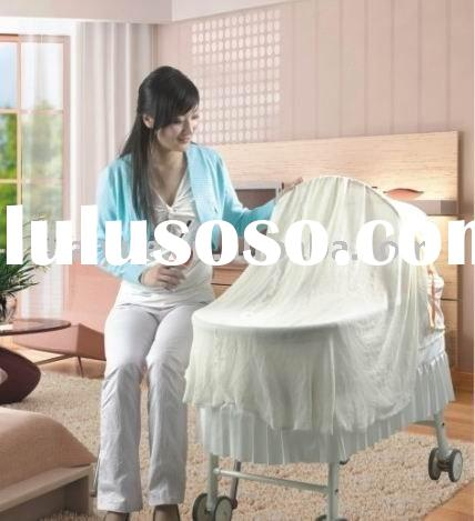 Furniture / Automatic swing baby crib / bedroom sets
