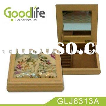 Good quality wooden jewelry box