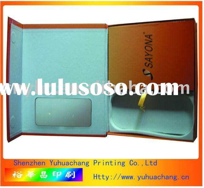 Hardcover paper packaging box