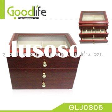 High quality wooden jewelry box