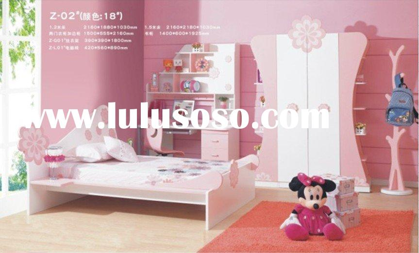 Kids' bedroom furniture set