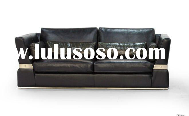Leather Sofa Set YJN045-9096