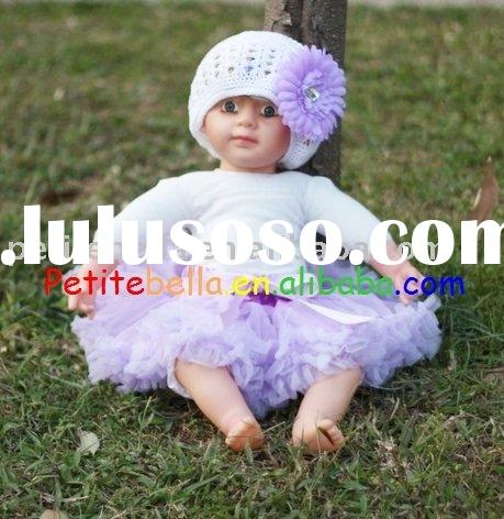 Light Purple Baby Pettiskirt Tutu