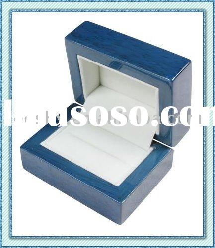 Luxury Wooden Jewelry Packing Box