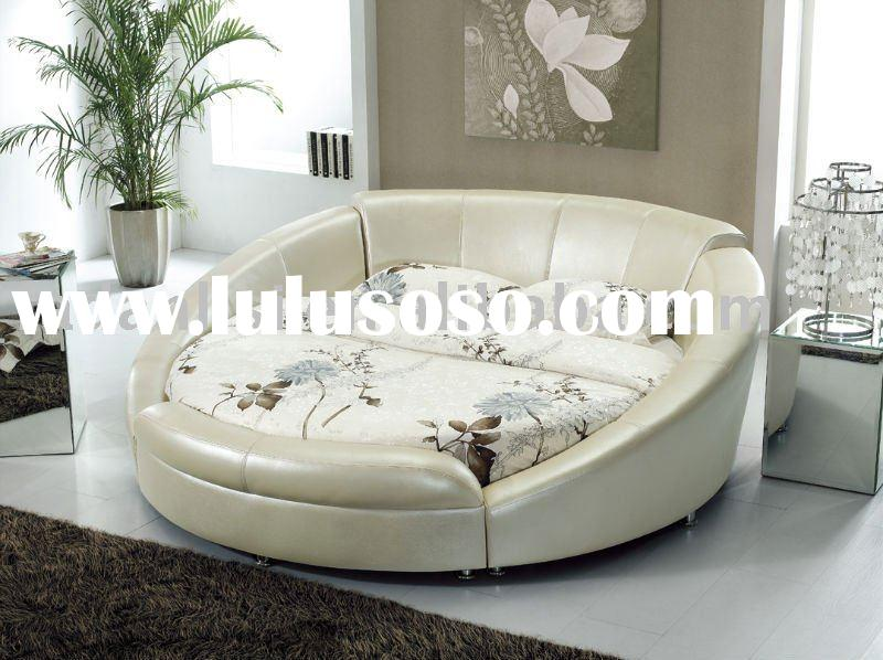 Round Leather Bed 11#