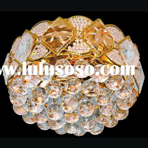 Small Size Crystal Ceiling Light