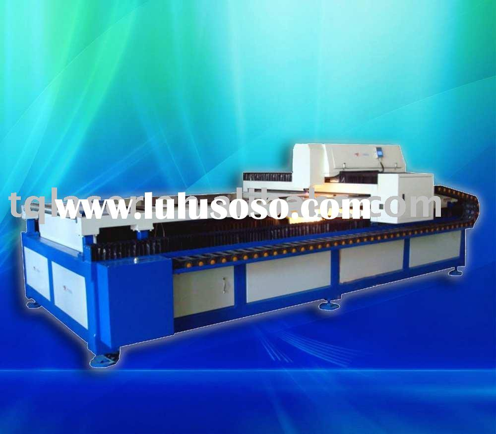Solid State laser cutter