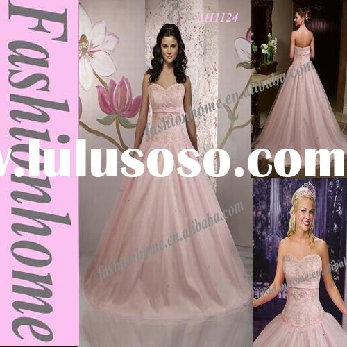 Sweetheart dress patterns  prom gown  evening dressAH1124
