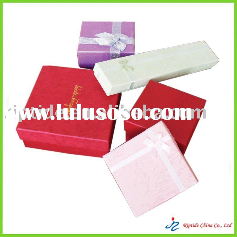 cheap jewelry packaging box