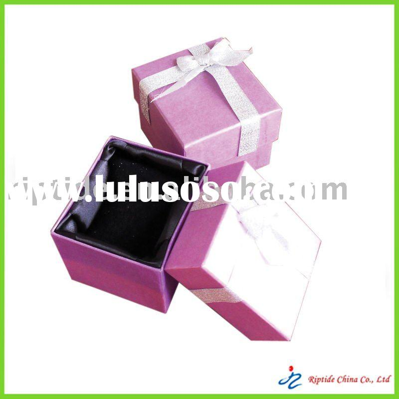 cheap jewelry packing box