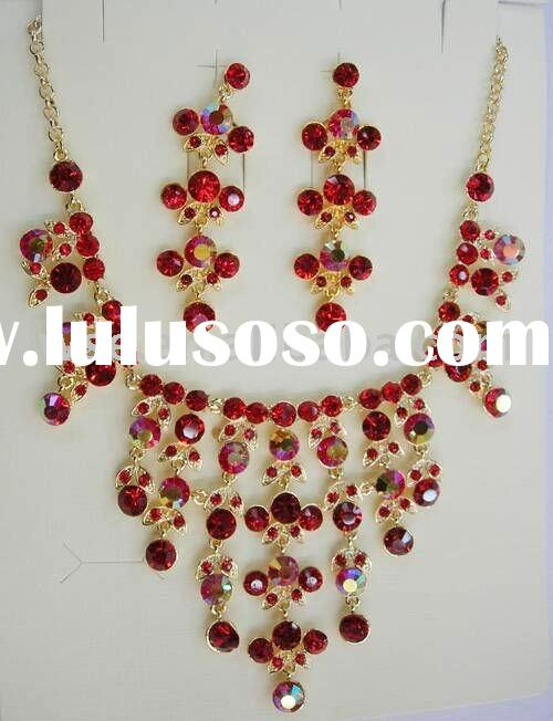 fashion indian bridal jewelry sets