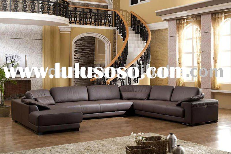 leather sectional SD5042U