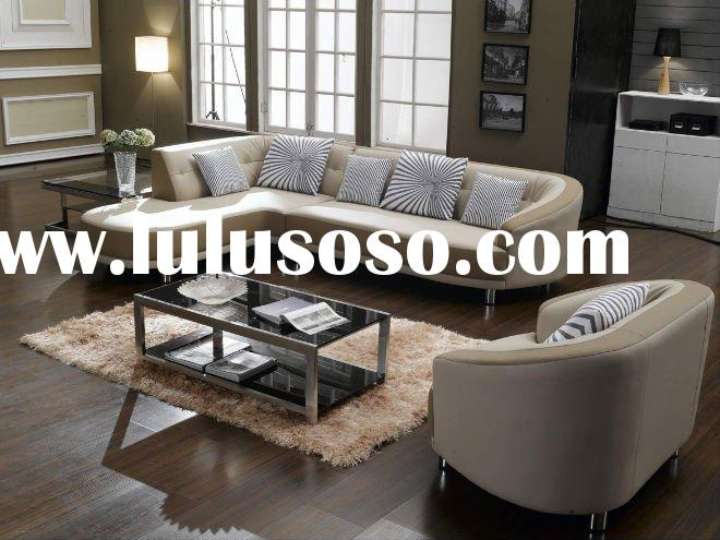 leather sofa,hot modern leather sofa set,living room sofa,