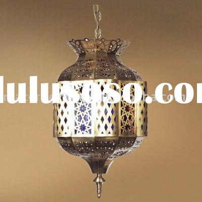 moroccan lantern, brass lamp,Brass lantern in Antique bronze finish