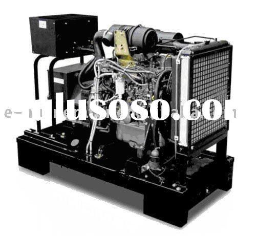 new  yanmar generator set