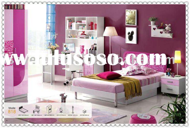 princess child furniture bedroom set ED818