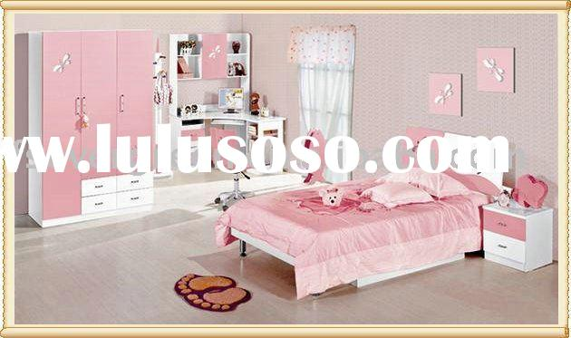 princess child furniture bedroom suit EH626