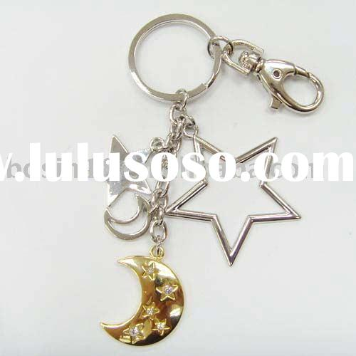 star/alloy/promotional keychain