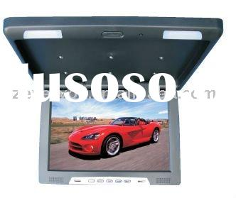 17 inch overhead car ceiling roof monitor
