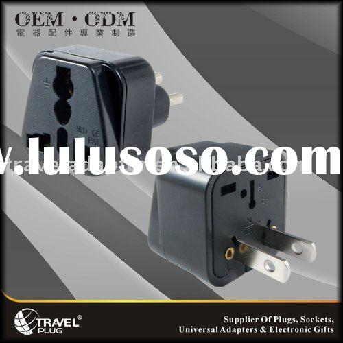 2010 Universal to Thailand Plug Adapter - WD-6