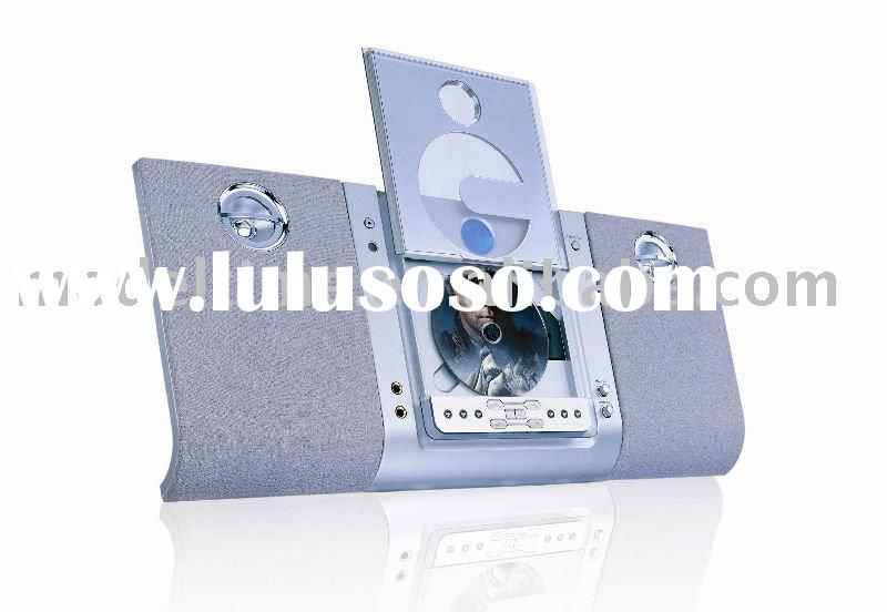 5.1CH Vertical Wall Mount DVD HIFI System with USB SD