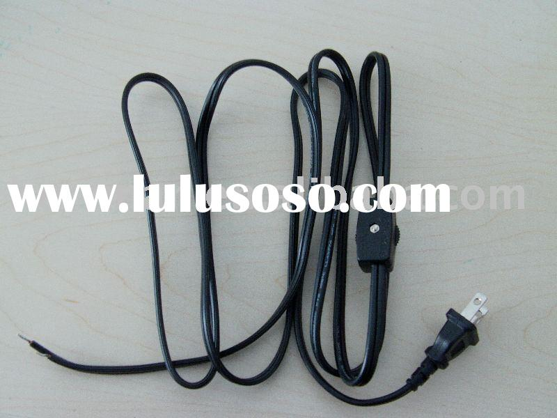 Electrical wire with Plug