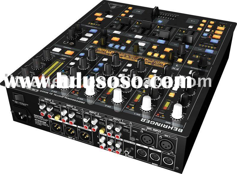 Mixer DDM4000 with Sampler