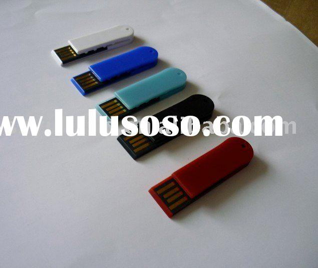 New design super slim clip usb flash memory drive