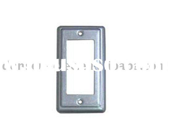 UL514A electrical outlet cover