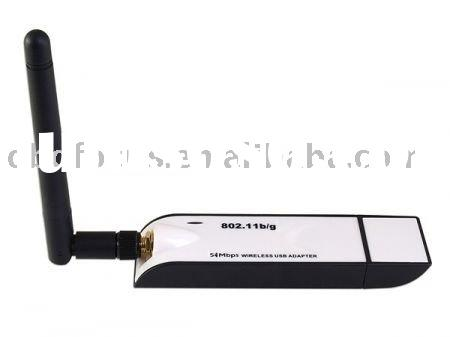 USB 54Mb Wifi Adapter,802.11g USB Wireless Adapter