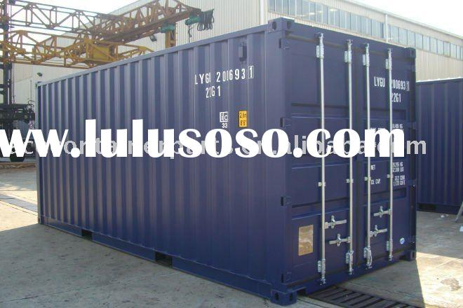 cargo marine new container, sea box