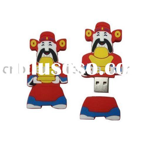 cartoon character usb flash drive(BT-U107)