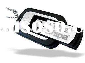 dog tag shape usb flash drive, unique thumb drive, new design usb flash memory
