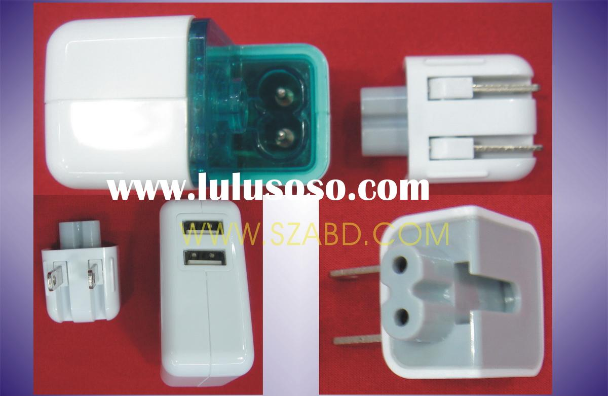 double USB charger for iPhone 3G(ip-052)