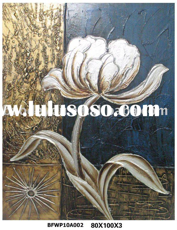 elegant art canvas oil painting