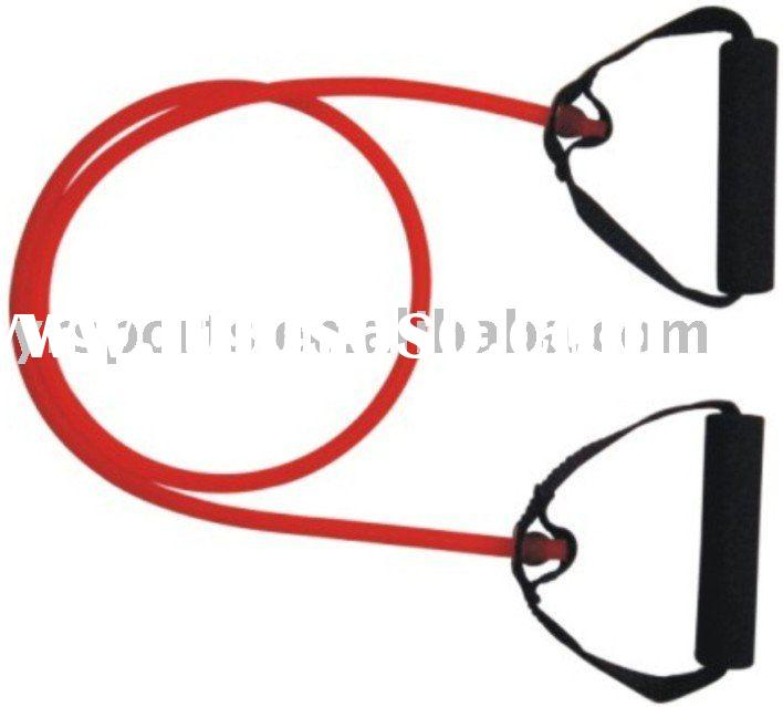 latex chest expander