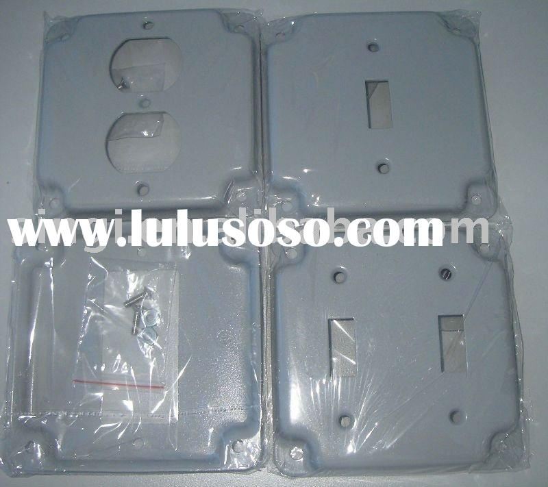 outlet box cover
