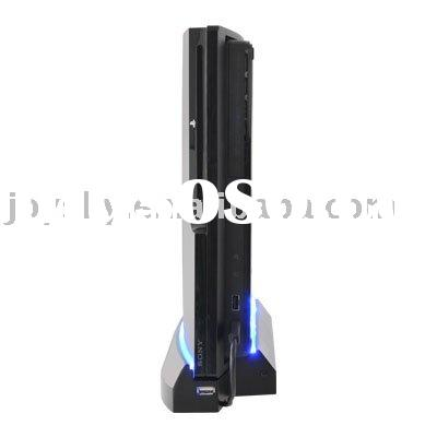stand for playstation 3,  stand with USB HUB for ps3 slim,