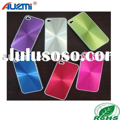Aluminum Alloy Case Cover for New Apple iphone 4 4G 4th