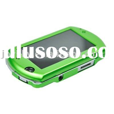 Game Case for PSP GO, PSP GO aluminum alloy faceplate case