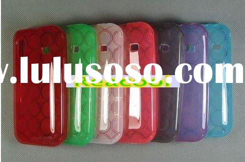 New! TPU Soft Case Cover For Samsung S5830 Galaxy Ace